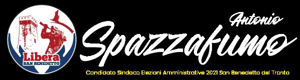 Antonio Spazzafumo | Candidato Sindaco Elezioni Amministrative 2021 San Benedetto del Tronto